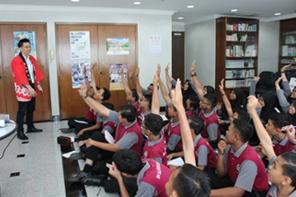 School Caravan Sekolah Menengah Sains Kepala Batas Consulate General Of Japan In Penang